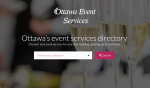 Ottawa Event Services – Directory of local event vendors