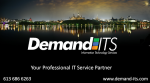 Demand ITS - Your Professional IT Service Partner